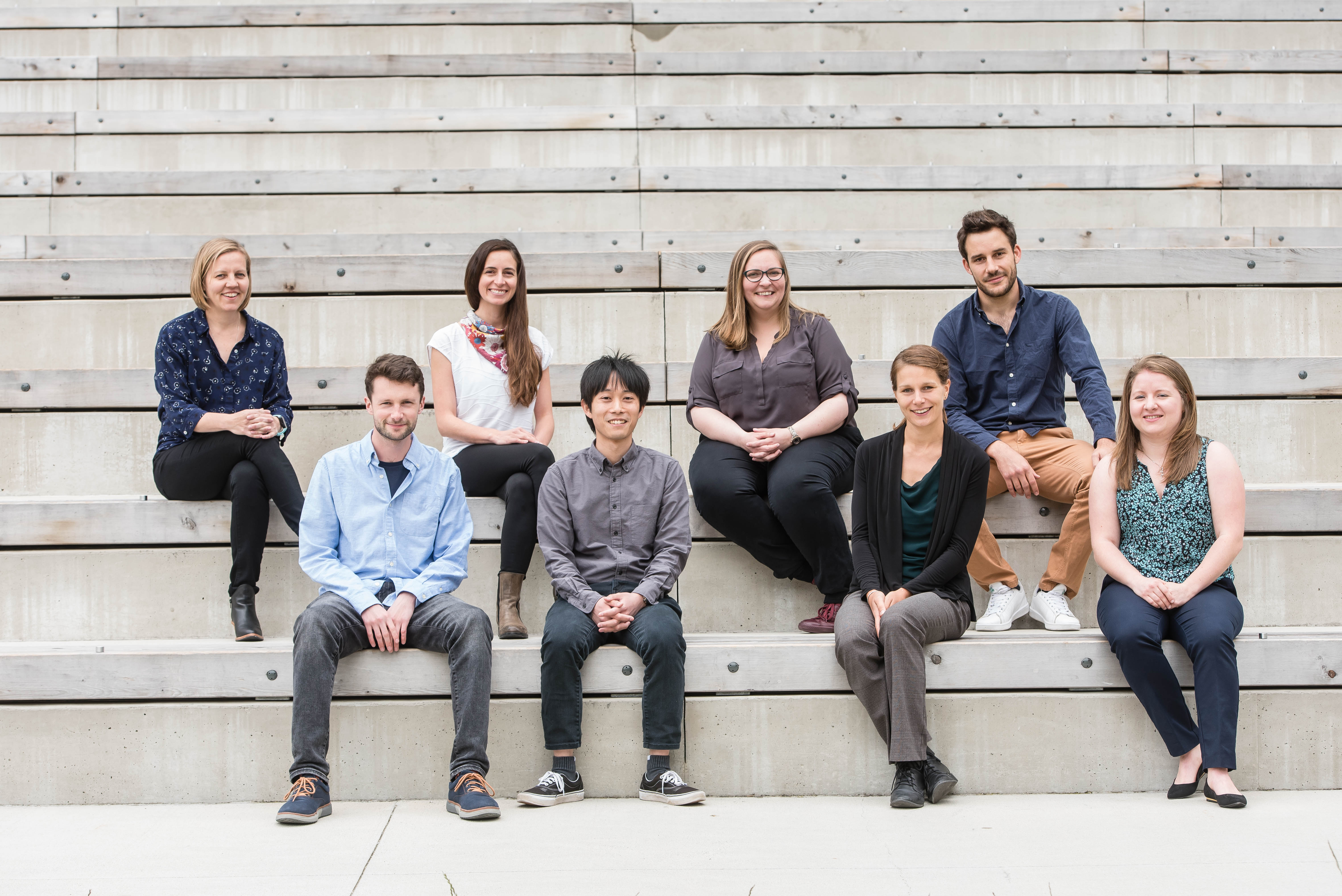 Announcing UBC's 2017-2018 Banting Postdoctoral Fellows