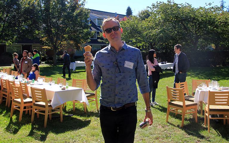 UBC's 2016 Postdoc Appreciation Week BBQ