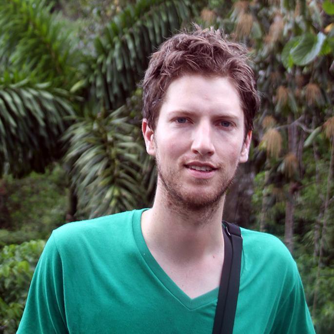 Benjamin Freeman, 2016-2017 Banting Postdoctoral Fellow