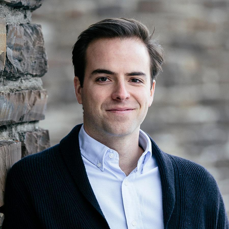 Nicholas Weilinger, 2016-2017 Banting Postdoctoral Fellow