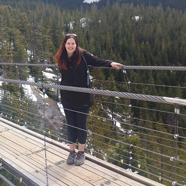 2016-2017 Banting Postdoctoral Fellow Jelena Kolic